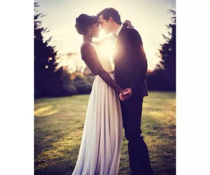 couple, love is in the air, and cute image
