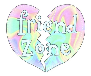 overlay, tumblr, and friend zone image