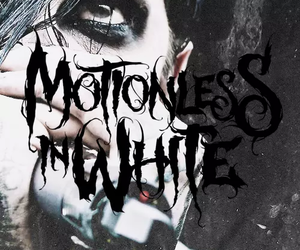 motionless in white, miw, and band image