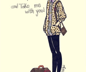 girl, valfre, and travel image