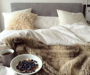 bed, design, and fashion image