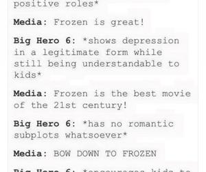 frozen and big hero 6 image