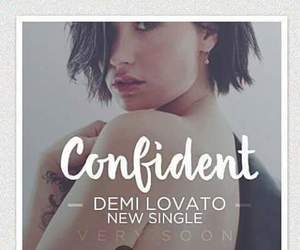 demi lovato, can't wait, and the queen is back image