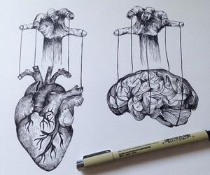 alternative, art, and hear image