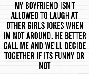 boyfriend and funny image