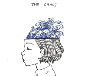 drawn, elesq, and the chaos image