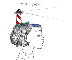 the calm image