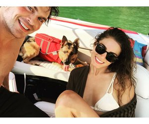 ian somerhalder, nikki reed, and couple image