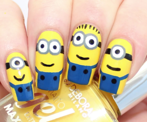 fashion, funny, and minion image