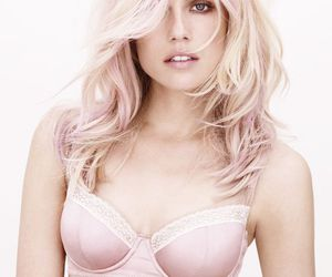 fashion and pink hair image