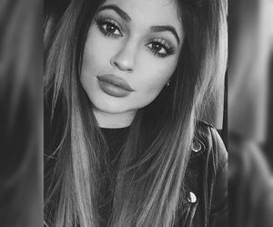 kylie jenner, lips, and kylie image