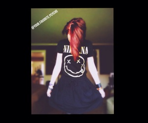 alternative, colorful hair, and grunge image