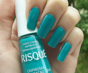 manicure, nails, and esmaltes image