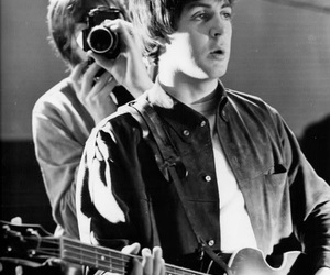 the beatles and Paul McCartney image