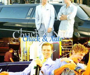 Chance Crawford, chuck bass, and ed westwick image