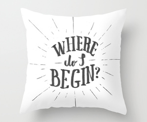 inspiration, pillow, and quote image