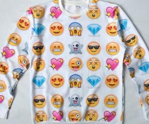 emoji and sweater image
