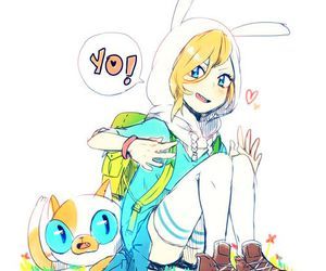 adventure time, cake, and fionna image