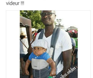 bebe, mdr, and humour image