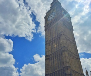 architecture, Big Ben, and london image