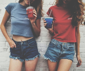 friends, outfit, and style image