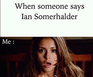 crazy, ian, and love him image