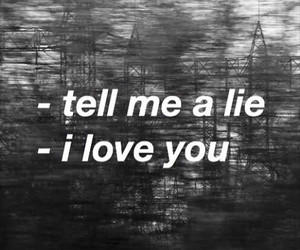 lies, love, and iloveyou image
