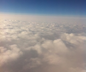 air, beautifull, and sky image