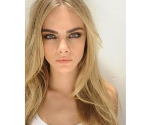 model, beautiful, and cara delevingne image