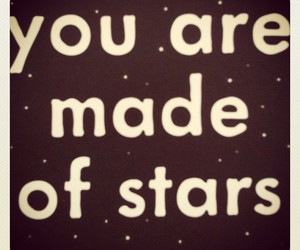 photography, stars, and you are made of stars image