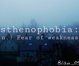 fear, phobia, and phobias image