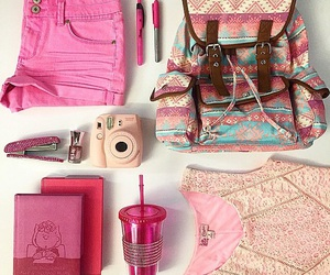 bag, chic, and girls image