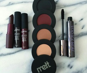 makeup and NYX image