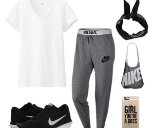nike and clothes image