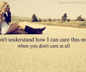 girl, quote, and care image