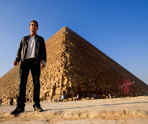 egypt, labeouf, and robots image