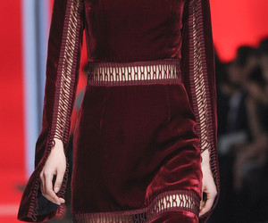 fashion, runway, and haute couture image