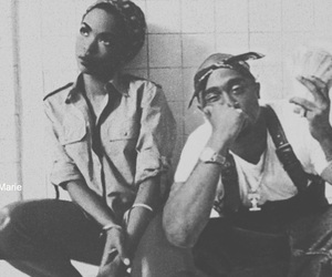lauryn hill, hip hop, and tupac image