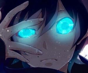 anime, kekkai sensen, and anime boy image