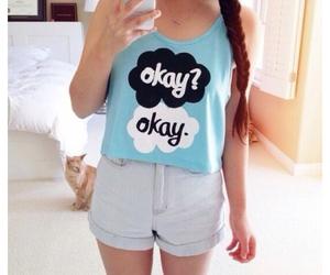 fashion, cute, and blue image