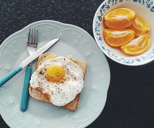 diet, eggs, and good morning image