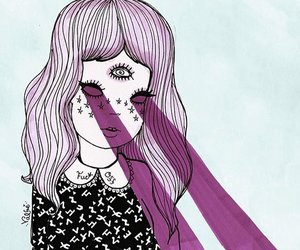 valfre, art, and eyes image
