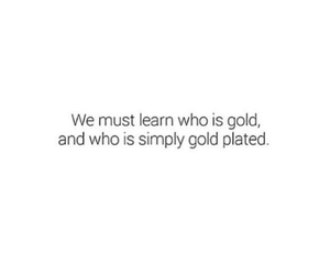quotes, gold, and true image