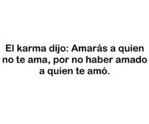 amo, karma, and true image