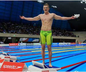 britain, english, and swimmer image