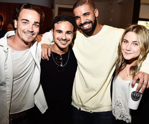 Drake, degrassi, and drizzy image