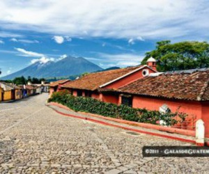 guatemala, red, and antigua image