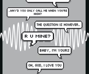 arctic monkeys, do i wanna know, and music image
