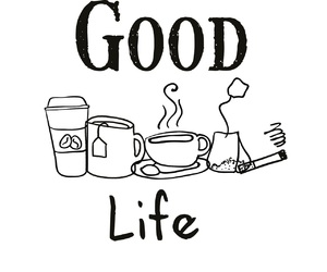 cafe, coffee, and life image