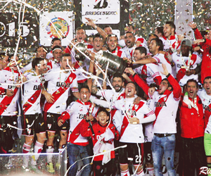 copa, river plate, and campeones de america image